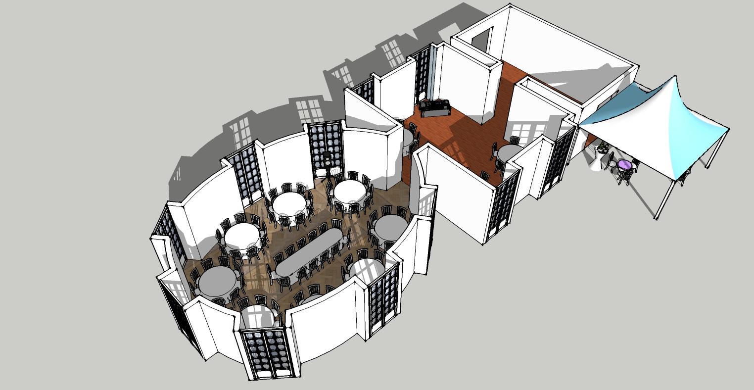 formation modelisation Google SketchUp -CFAE-5